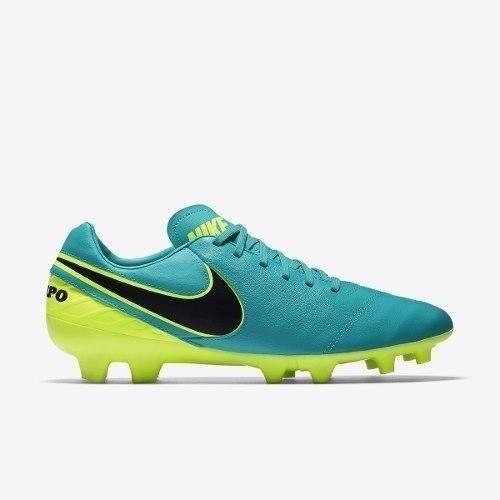 Chuteira Campo Nike Tiempo Mystic V 819236-307 - R  299 1656fc513a0ed