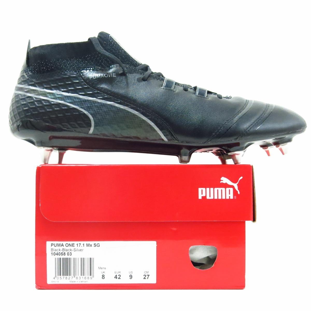 0803b9cbc24 Chuteira Campo Puma One 17.1 Sg Pro Original Couro Canguru - R  569 ...