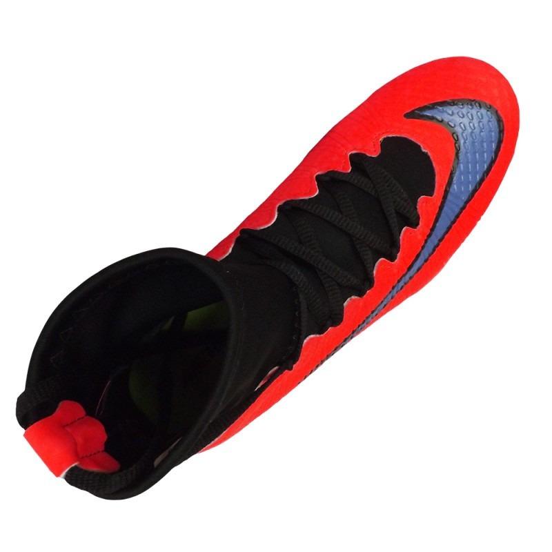 6c798e9486 Chuteira Cano Alto Campo Nike Mercurial Superfly Lançameto!! - R ...