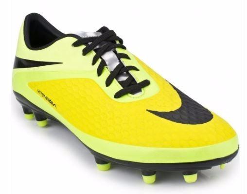 88ebf78528 Chuteira De Campo Nike Hypervenom Phelon Fg - R  285