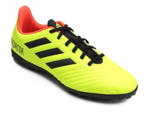 68ff776197 Chuteira Adidas Predator - Chuteiras para Adultos no Mercado Livre Brasil