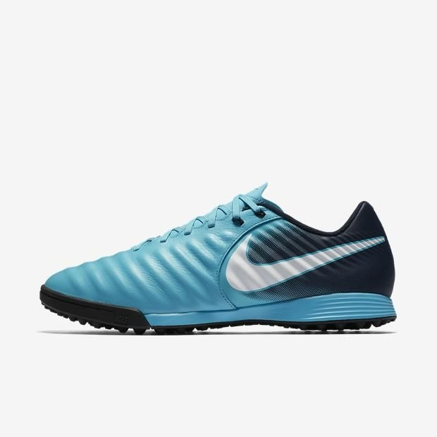 a4dec94b99790 Chuteira De Society Nike Tiempox Ligeira Tf - Azul Marinho - R$ 349 ...