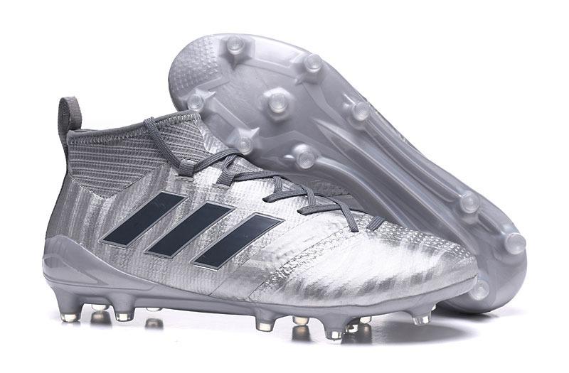 d1b6c722ca Chuteira Futebol Campo adidas Ace 17 Primeknit Purecontrol - R  319 ...