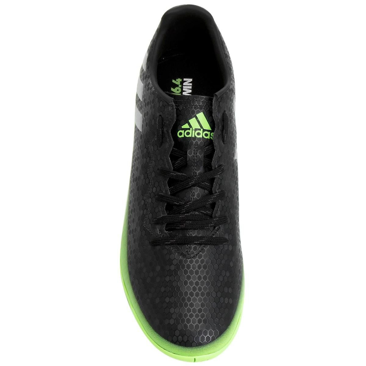 Chuteira Futsal adidas Messi 16.4 In Infantil Original+nf - R  179 ... 138daf32b25c9