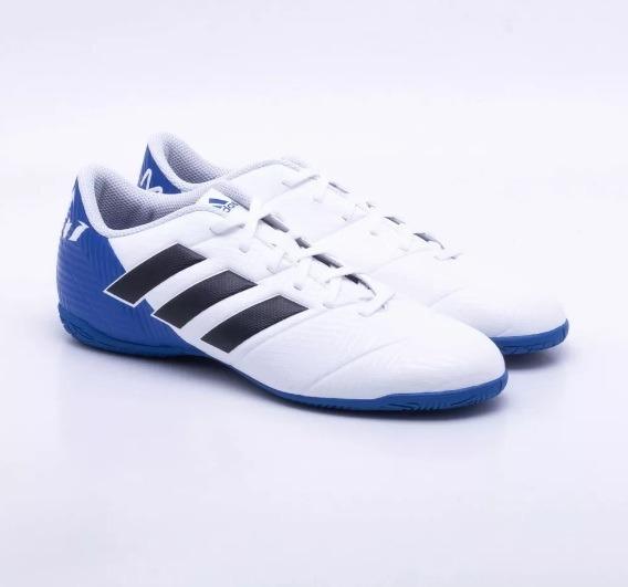 chuteira futsal adidas nemeziz tango 18.4 messi ic infantil · chuteira  futsal adidas 9df1bd2418dfc