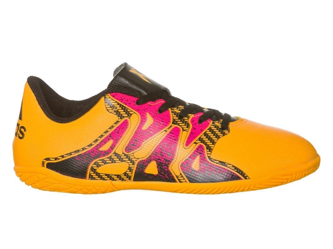9a33e1db93 Chuteira Futsal Juvenil adidas X 15.4 - Tam 35 - R  209