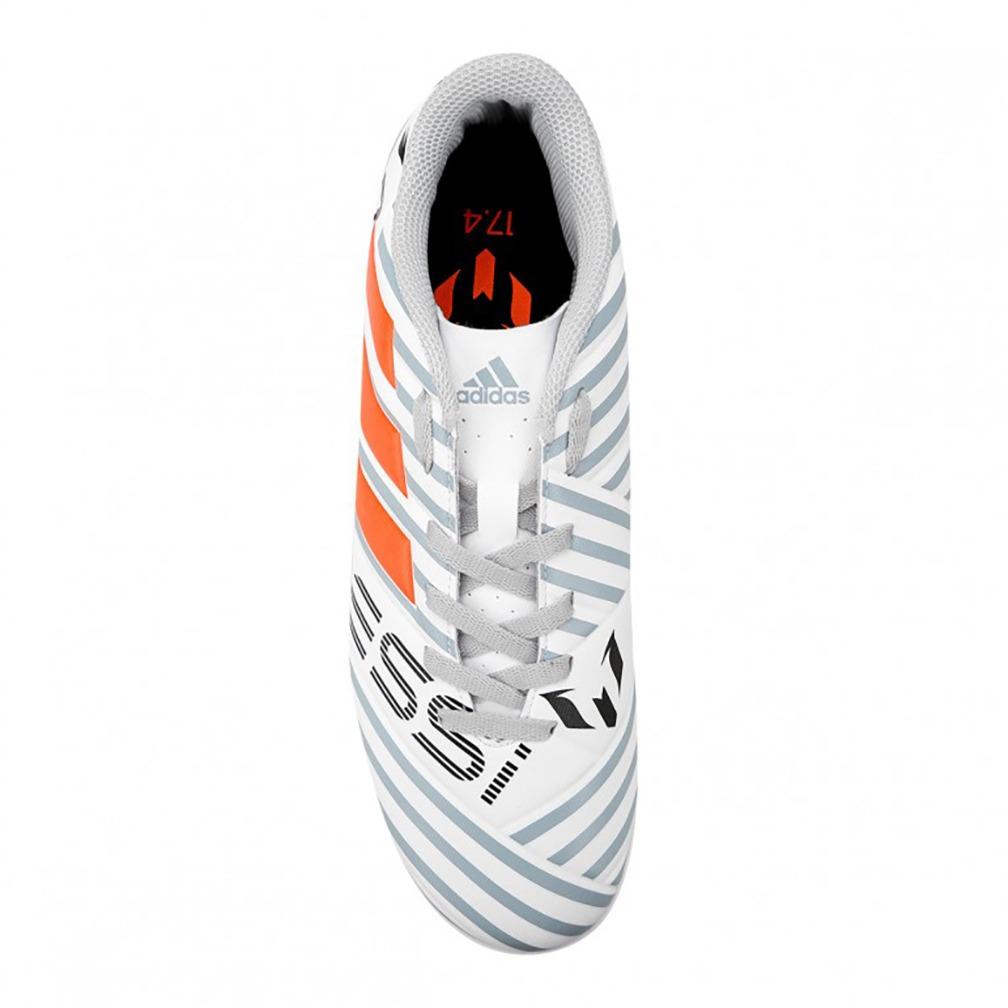 chuteira futsal adidas nemeziz messi 17.4 in masculina. Carregando zoom... chuteira  futsal adidas. Carregando zoom. 3875dc1581edb