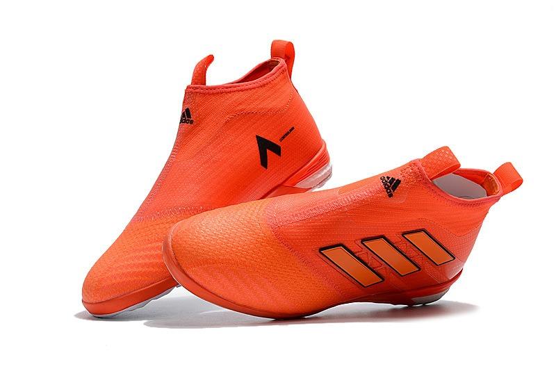 1215330dfc chuteira futsal adidas ace tango 17+ purecontrol botinha. Carregando zoom.