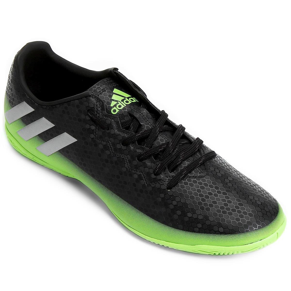31c56caffc82c Chuteira Futsal adidas Messi 16.4 In - R$ 216,33 em Mercado Livre