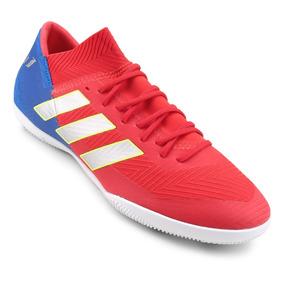 77fa02361e3a6 Chuteira Adidas Vermelha Futsal - Esportes e Fitness no Mercado Livre Brasil