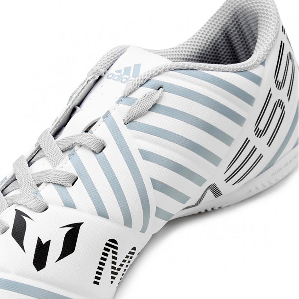 chuteira futsal adidas nemeziz messi 17.4 in masculina. Carregando zoom. a19fee133e4f0