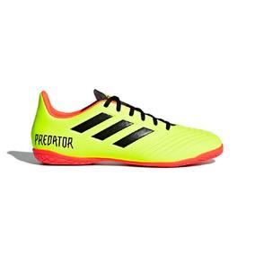 ae38444264 Chuteira Verde Fluorescente Futsal Adidas - Chuteiras Amarelo no ...