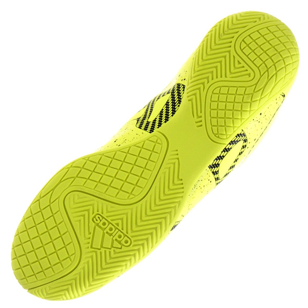 chuteira futsal adidas x 15 4 in masculina verde claro troco. Carregando  zoom. 76cd8ee76ab46