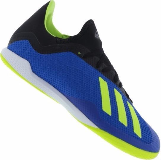 8115a80bd5876 Chuteira Futsal adidas X Tango 18.3 Ic - R  347