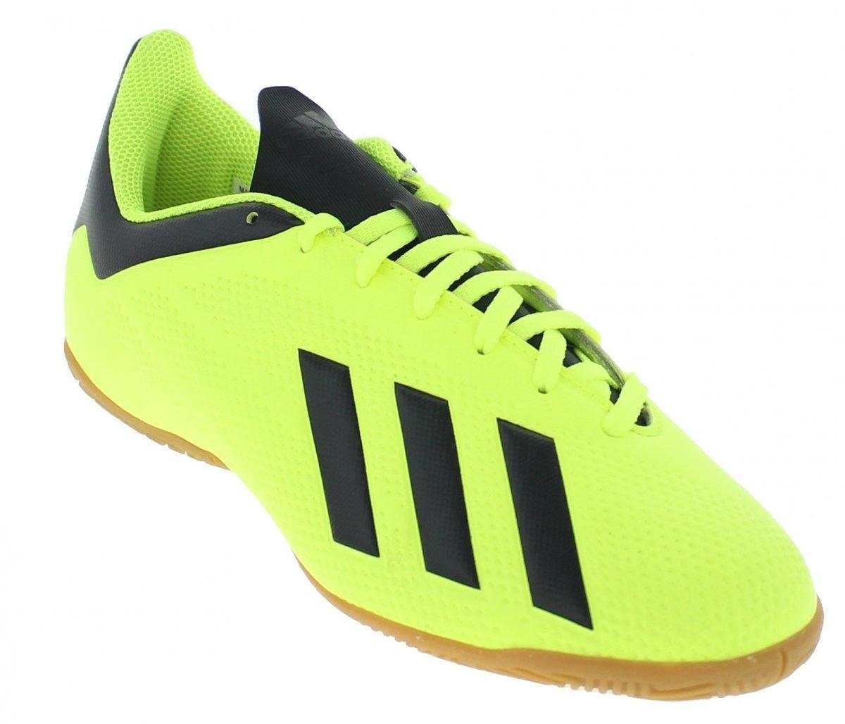 c06e299b44ad chuteira futsal adidas x tango 18.4 in verde football soccer. Carregando  zoom.