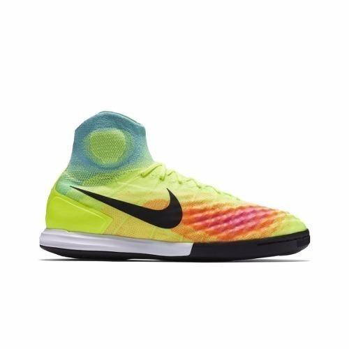 Chuteira Futsal Botinha Nike Magista X Proximo 2 843957-703 - R  499 ... f6187b7a793dd