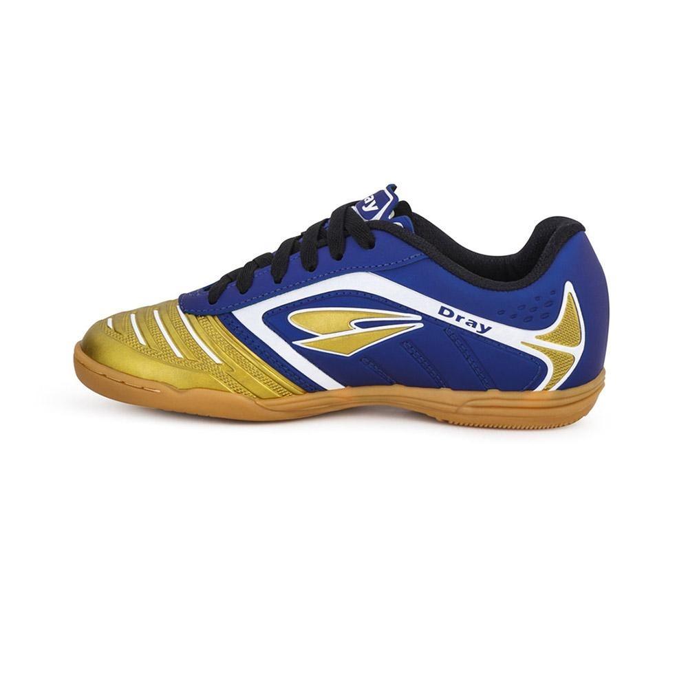 Chuteira Futsal Dray Topfly Iv Juvenil Dr18-363co - R  89 338c21cb00f9f