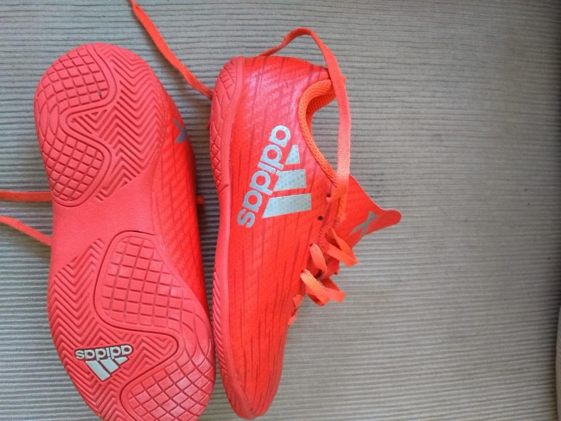 37f4143889 ... chuteira futsal juvenil adidas x16 4 in. Carregando zoom. quality  design 7ed5a 4e19c ...
