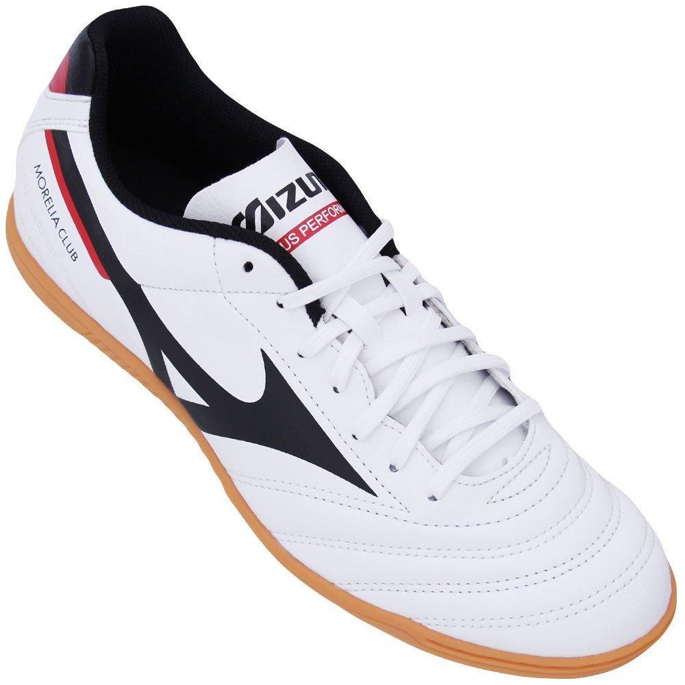 Chuteira Futsal Mizuno Morelia Club Masculino 4140682-3859 - R  259 ... 152a43297d9b5