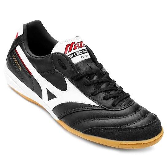 Chuteira Futsal Mizuno Morelia Elite In 2 - R  329 6390c35d4918f