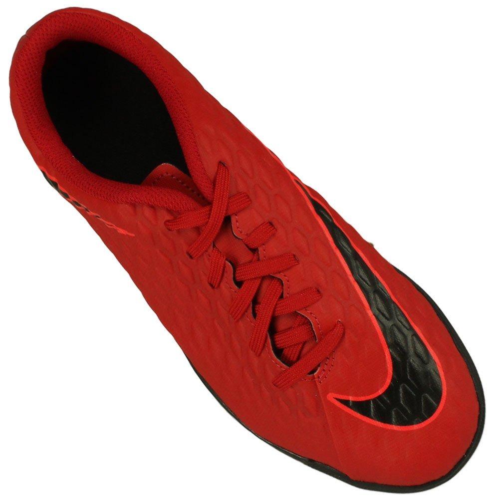 7ca95ddbb01bc Chuteira Futsal Nike Hypervenom Phade Iii Jovem Tênis Preto - R  229 ...