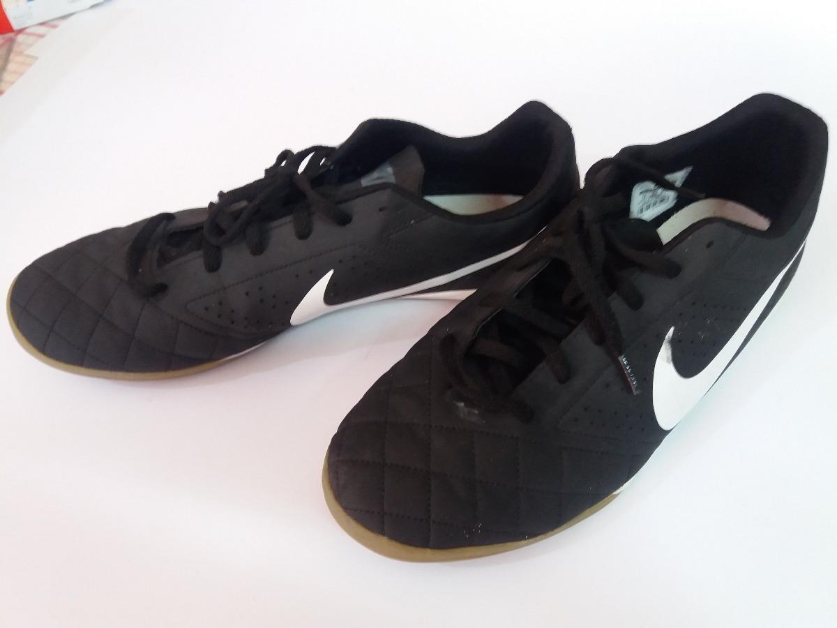 98f3f7c76d0204  Chuteira Futsal Nike Beco 2 Futsal Masculina Usado - R  158 a2a7cbfbbef9c