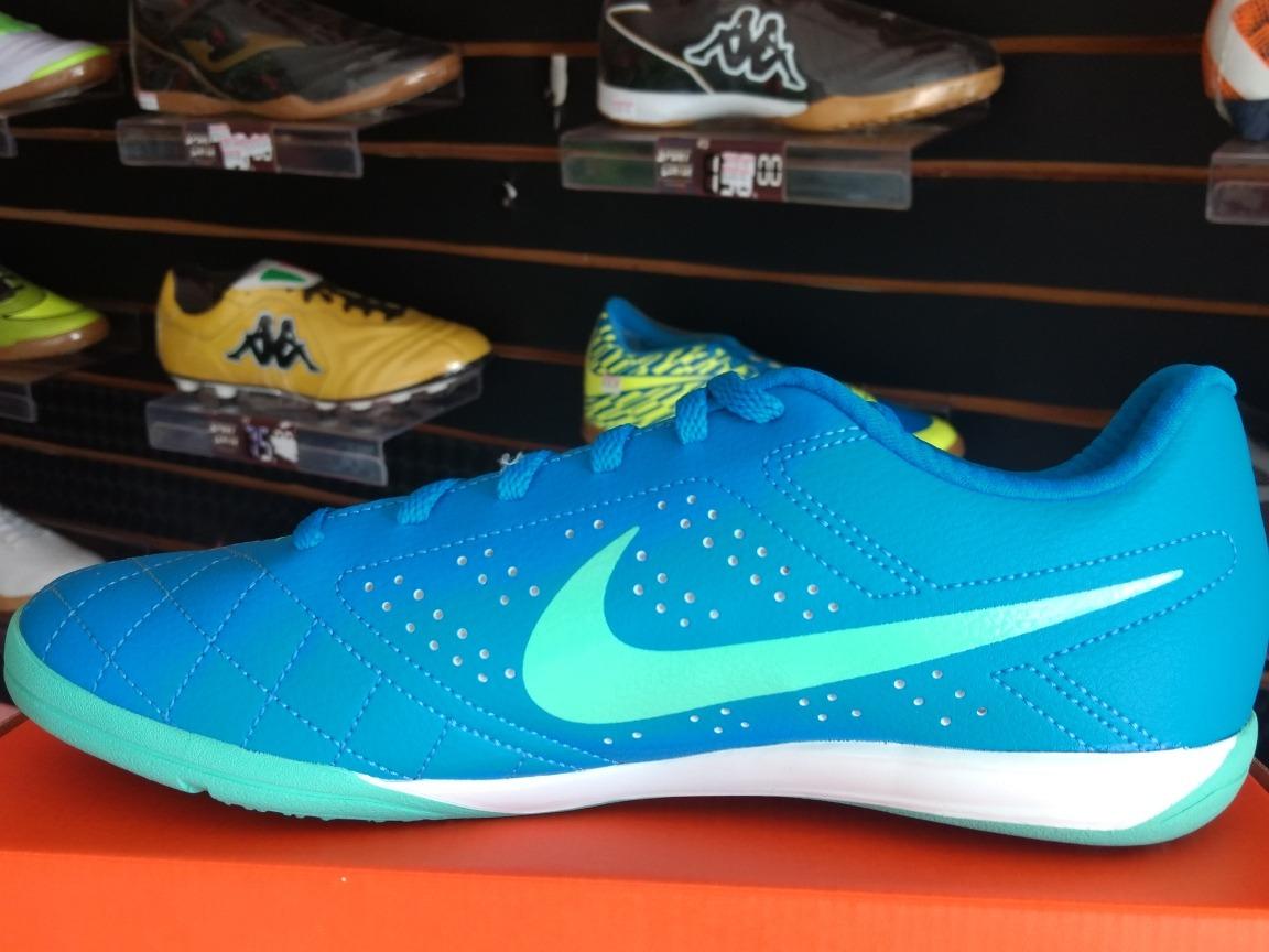fe6d4c79e8864 Chuteira Futsal Nike Beco 2 Original Azul Indoor - R$ 200,00 em ...