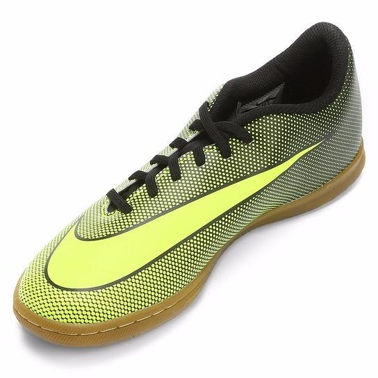4f27b71a0c Chuteira Futsal Nike Bravata Ii Ic - Adulto - R  300