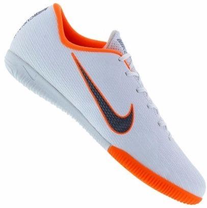 Chuteira Futsal Nike Mercurial Vapor X 12 Academy Ic - R  377 4fd3093b45ea9