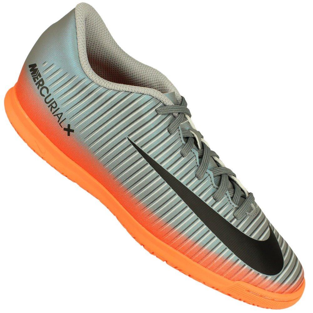 01657ebefa Chuteira Futsal Nike Mercurial Vortex Iii Cr7