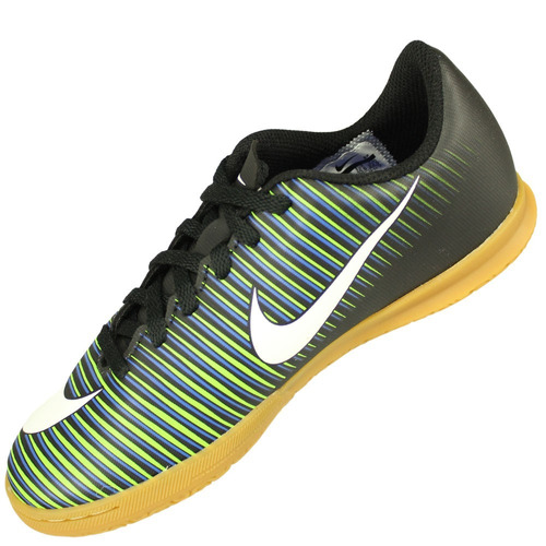f7965fcecb95e Chuteira Futsal Nike Mercurial Vortex Iii Ic Juvenil Freecs - R$ 219 ...