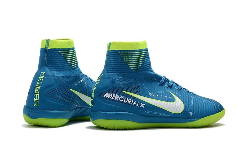 853cf45c35ef7 Chuteira Futsal Nike Mercurialx Neymar Ic Original C garanti - R ...