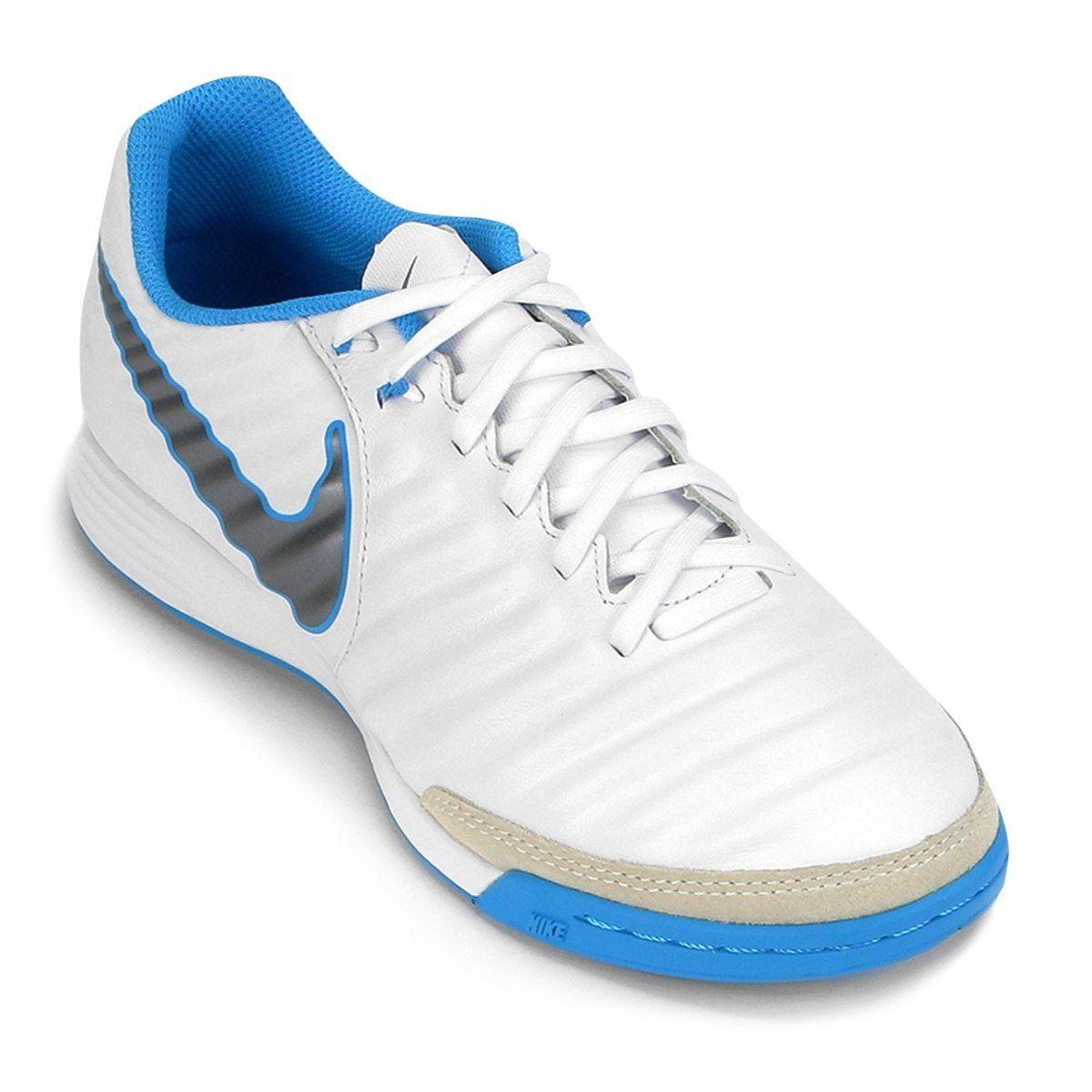 Chuteira Futsal Nike Tiempo Legendx 7 Academy Ic Masculino - R  379 ... e90bc5a9c3777