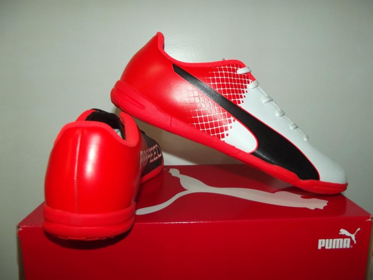 d010d5eab5b Chuteira Futsal Puma Evospeed 5.5 It Bdp Numero 40 Original - R  139 ...