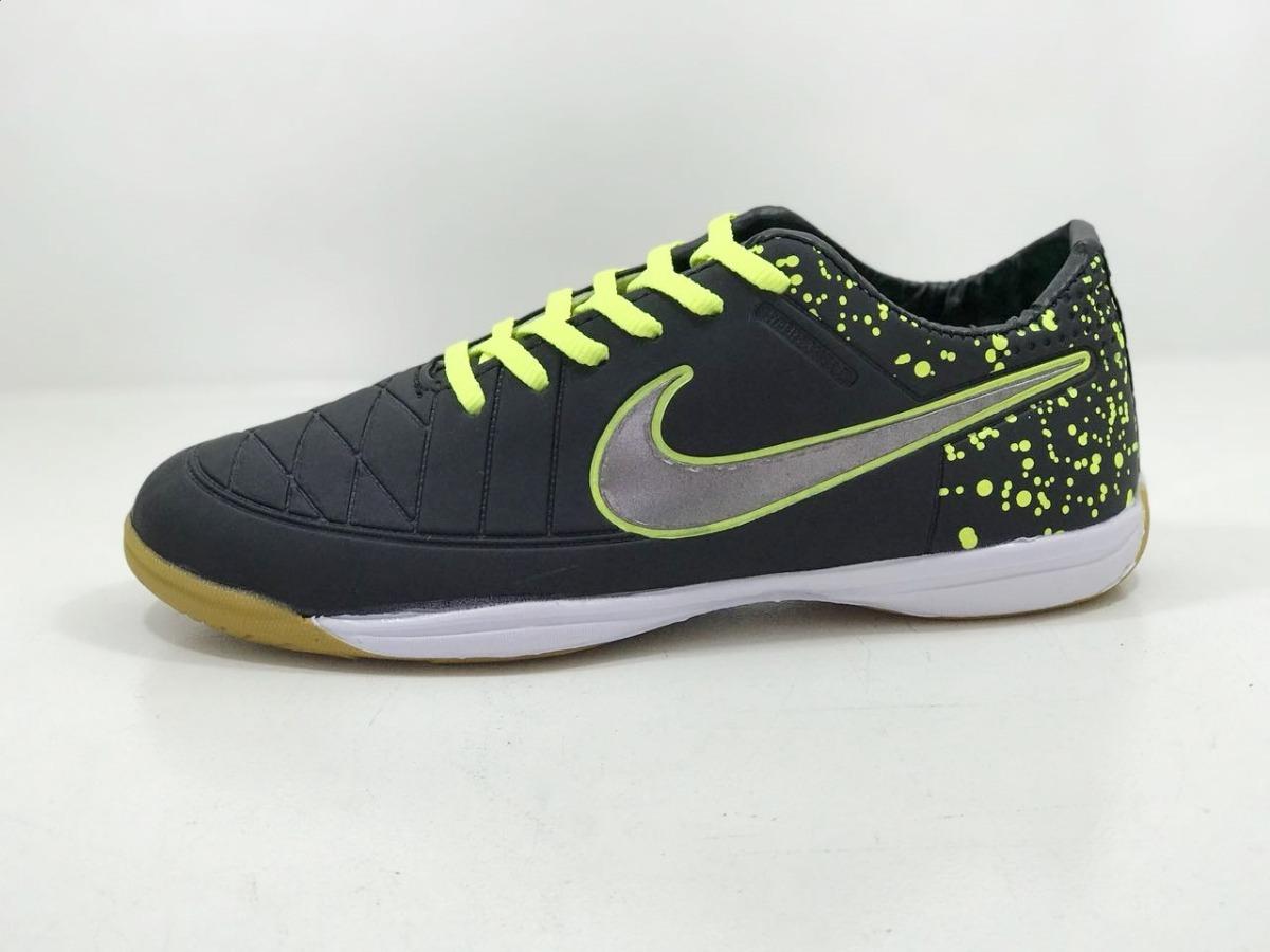 on sale e0656 32d37 Chuteira Futsal Tiempo Legend Acc 1