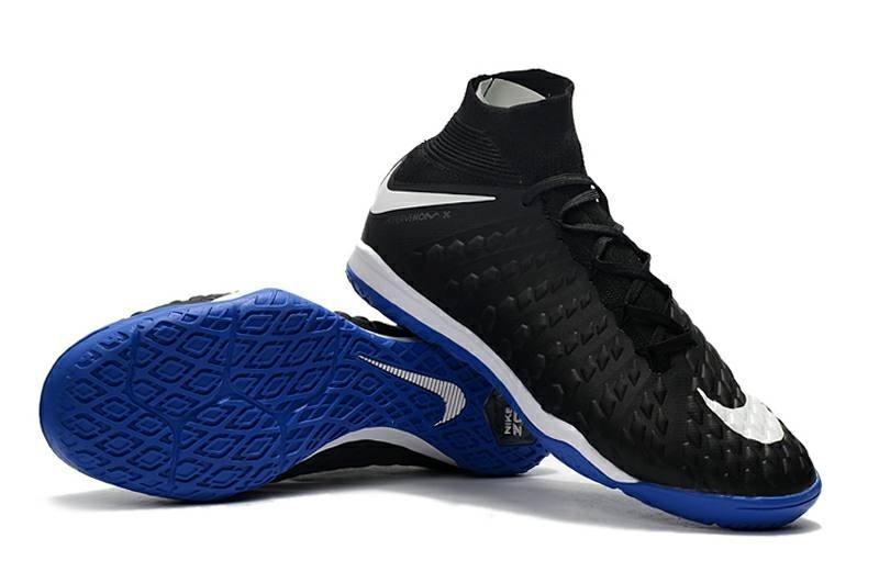 brand new 68b59 04003 Chuteira Hypervenom Nike Zoom Salão/futsal (cano Alto)