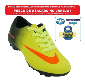 02bc6ce2a As Melhores Chuteiras De Campo Da Nike Primeira Linha - Futebol com Ofertas  Incríveis no Mercado Livre Brasil