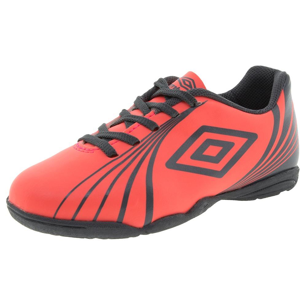 183d0ac438 chuteira infantil masculina sprint jr laranja umbro - 712774. Carregando  zoom.