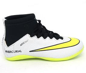 304e50ecb3 Chuteira Nike Futsal Botinha Barato - Esportes e Fitness no Mercado Livre  Brasil