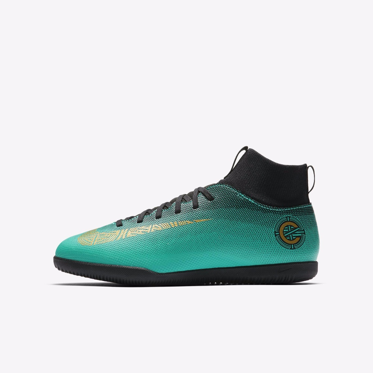 chuteira infantil nike mercurial superfly 6 club cr7 ic + nf. Carregando  zoom. 21d25ac82405c