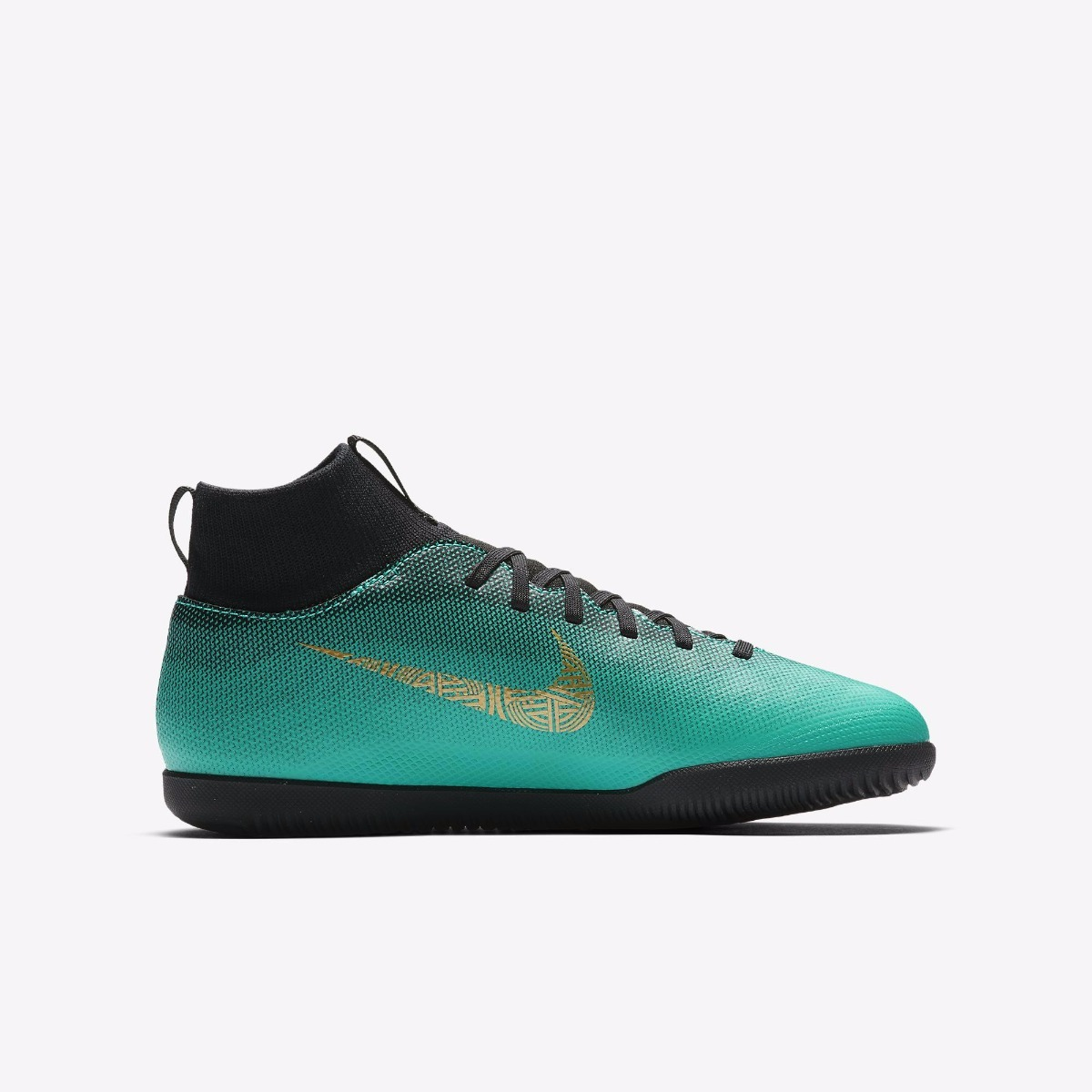 9d1ae84f300fe chuteira infantil nike mercurial superfly 6 club cr7 ic + nf. Carregando  zoom.