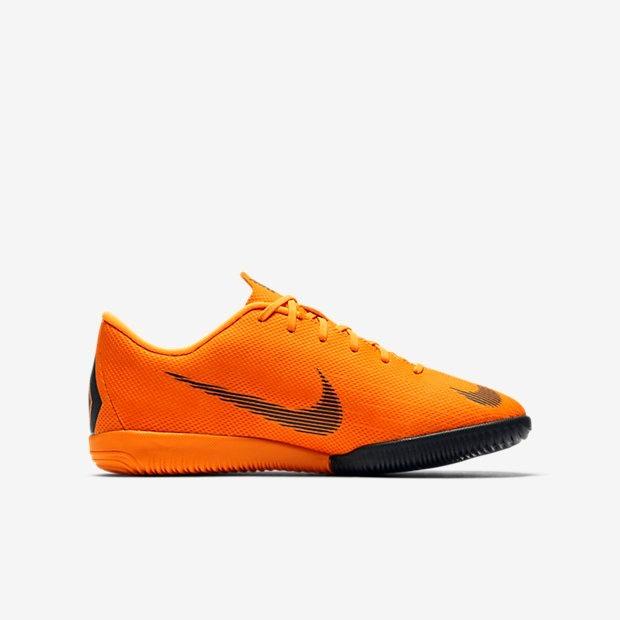 Chuteira Infantil Nike Mercurial Vapor 12 Academy Gs Salão - R  319 ... 40b4f932f4e8d