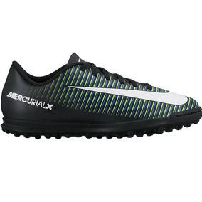 55000ef1d0 Chuteira Nike Mercurial Vapor N  - Chuteiras Crianças Preto com Ofertas  Incríveis no Mercado Livre Brasil