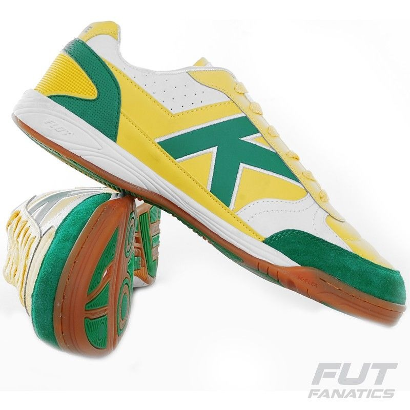 01e8a3df24 chuteira kelme fultac futsal amarela - futfanatics. Carregando zoom.