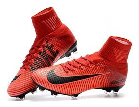 71468bd3be790 Chuteira Botinha Tamanho 37 - Chuteiras Nike com Ofertas Incríveis no Mercado  Livre Brasil