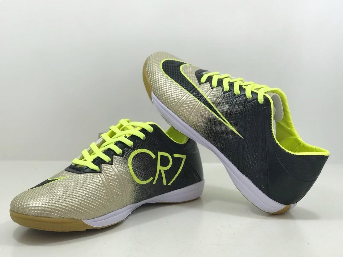 chuteira mercurial futsal cr7 cristiano ronaldo. Carregando zoom. 369ea9baa5731