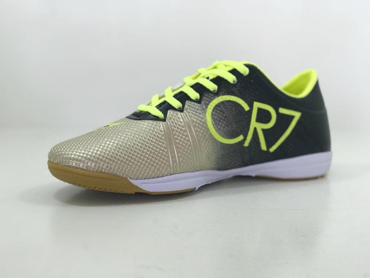 chuteira mercurial futsal cr7 cristiano ronaldo. Carregando zoom. 5fb349b3a31ed