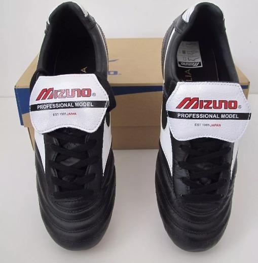 817a14ec7d Chuteira Mizuno Morelia Pro Sg - 8 Travas- Frete Gratis - R  589