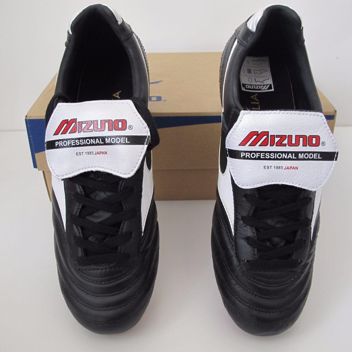 7d1e2f2c9e682 Chuteira Mizuno Morelia Sg Sl Pro Elite Couro Canguru - R$ 899,00 em ...