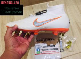 1415b8cdb29de Chuteira Nike Hypervenom Sem Trava - Chuteiras no Mercado Livre Brasil